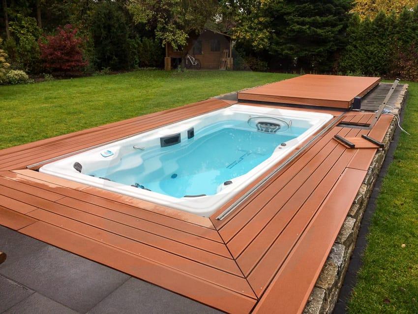 Swim Spas Referenzen vivo spa