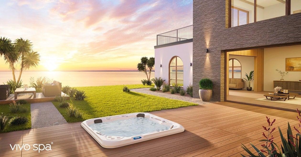 vivo spa outdoor whirlpool