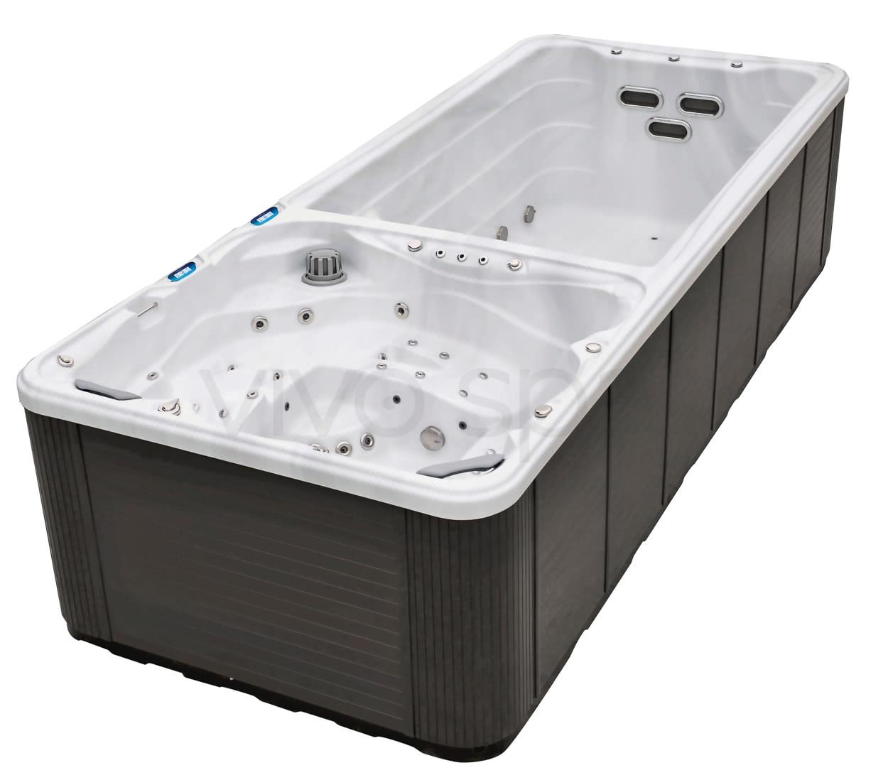 vivo-spa-Waterfit-2-Swim-Spa-Seitenansicht
