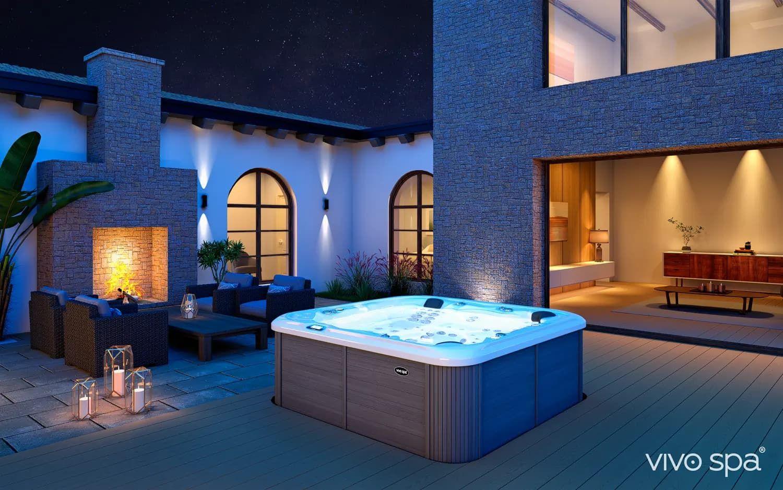 vivo spa® Whirlpool Outdoor